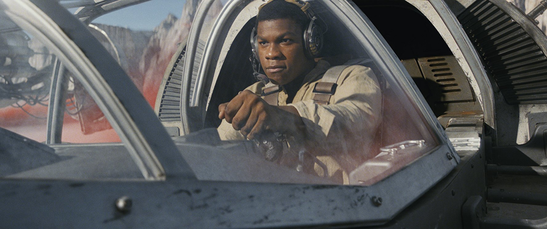Star Wars: why The Last Jedi is so important for Finn