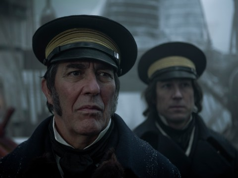 AMC's new thriller The Terror releases eerie new teaser that's going to give you an unexpected chill