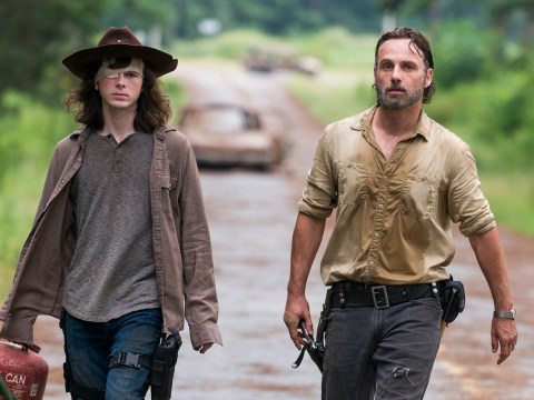 The Walking Dead renewed for season 9 with a new showrunner