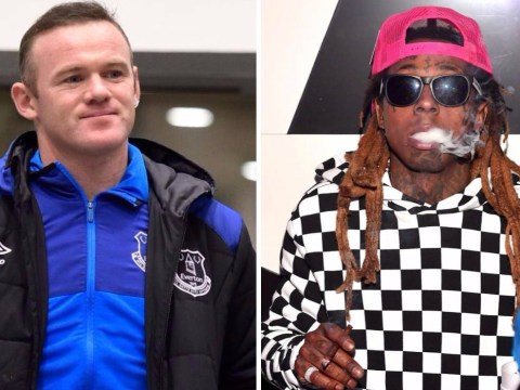 Remember the name? Everton accidentally credit US rapper Lil Wayne with Wayne Rooney's goal at Newcastle