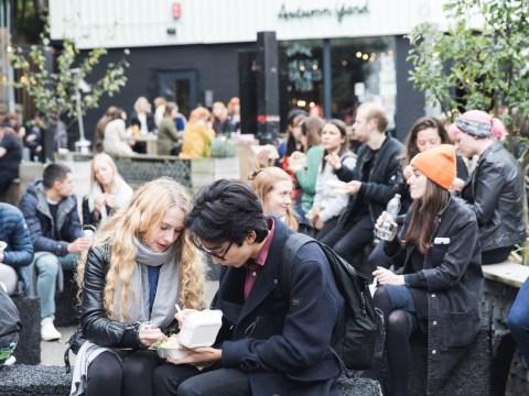 London's getting a three day vegan Christmas market, so deck the freakin' halls