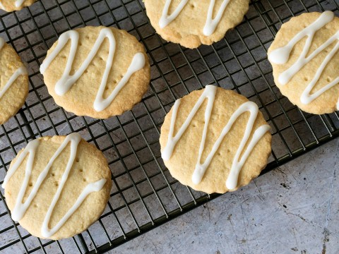 National Shortbread Day 2018: how to make vegan lemon shortbread biscuits