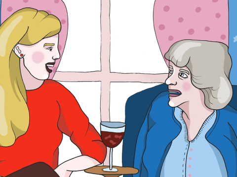 All the weird and wonderful wisdom we learnt from our mums