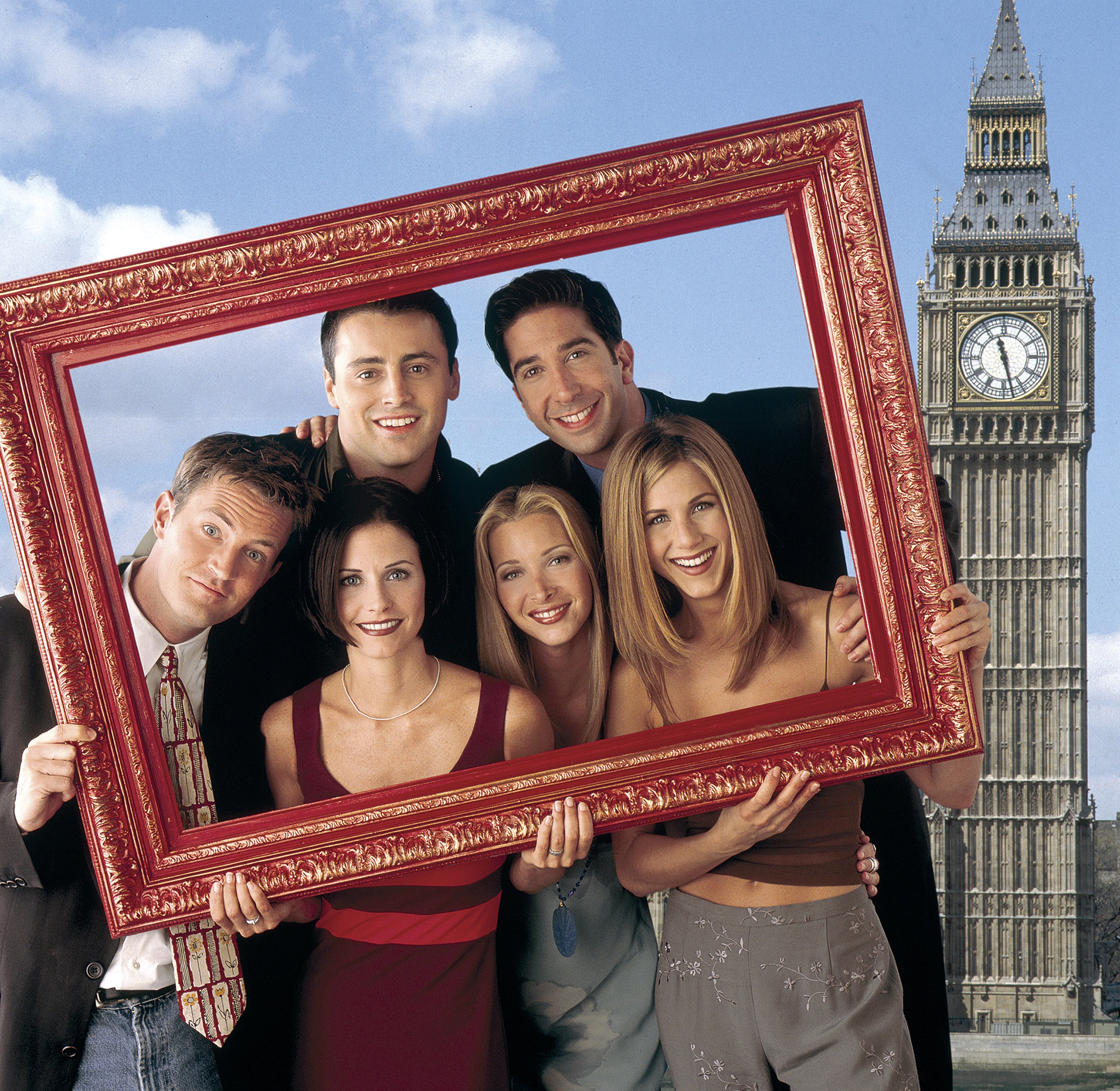 Actually, Friends isn't problematic or homophobic – here's why
