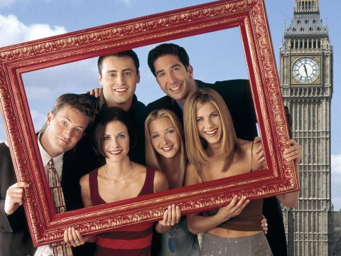 The people of Britain have spoken as the nation's favourite Friends character is revealed