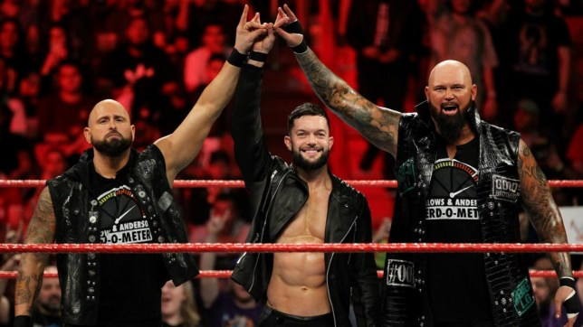 The Rock sends supportive message to WWE star Finn Balor