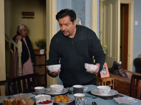 Panic not – Masood Ahmed is not leaving EastEnders