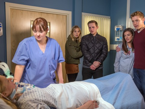 Emmerdale spoilers: Rebecca White wakes from her coma and exposes Lachlan as a killer?
