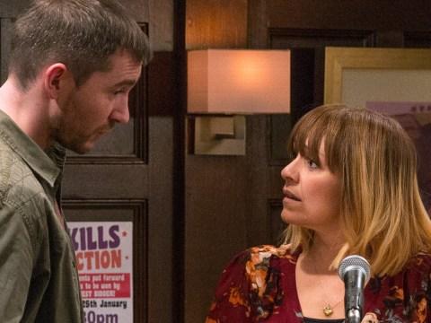 Emmerdale spoilers: Romance ahead for Rhona Goskirk and Pete Barton