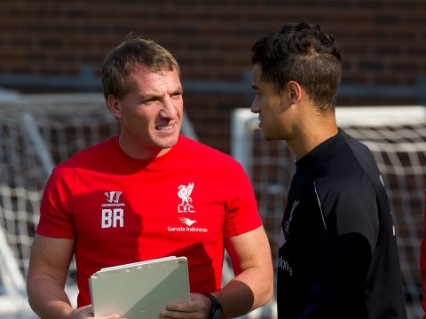 Brendan Rodgers explains his role in transforming Philippe Coutinho into a £142m Barcelona player