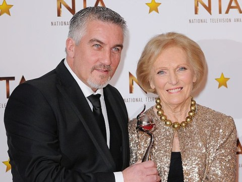 Paul Hollywood and Mary Berry 'set to reunite' for another baking show