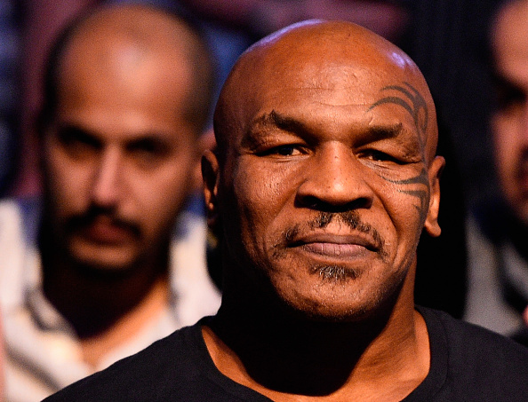 Mike Tyson: Vasyl Lomachenko is the best fighter in the world
