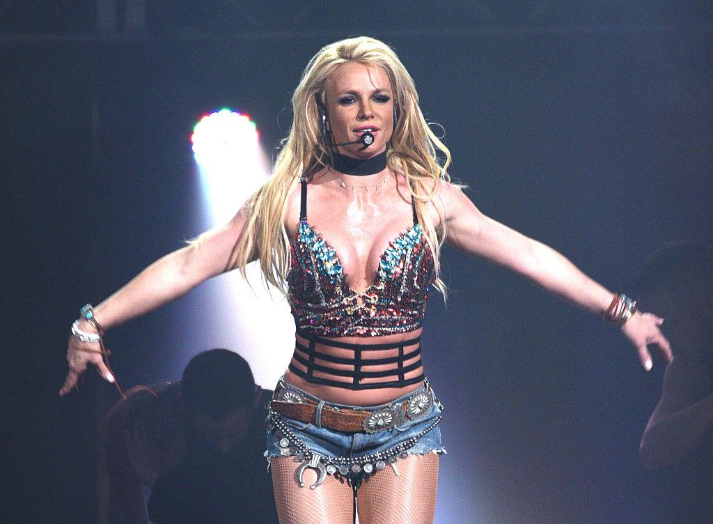 Britney Spears Picture C Flanigan Filmmagic