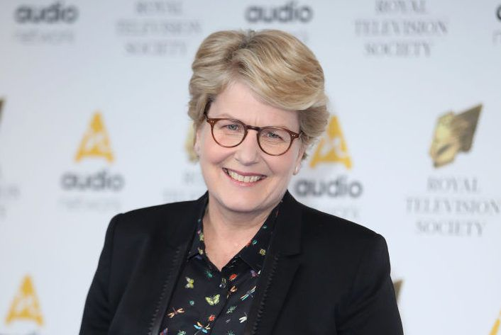 Sandi Toksvig admits nobody was paid more than her on Bake Off