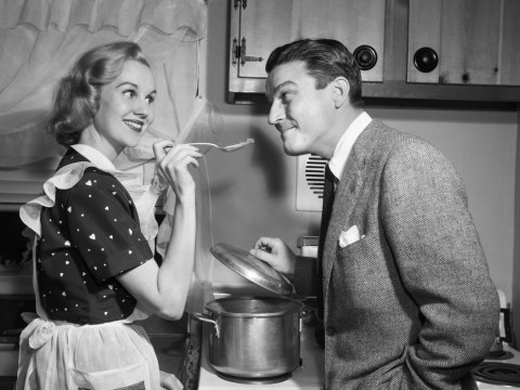 Is the old saying that 'men should aim to date women half their age plus seven' still true?