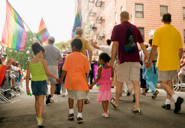 Understanding the importance of equal rights: why my children join us on Pride marches