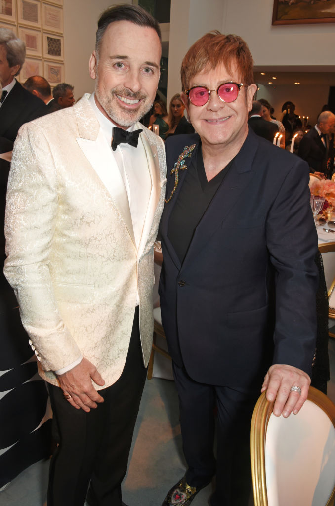 6f8dbe337 David Furnish (L) and Sir Elton John in June 2017 (Picture: David M Benett/ Dave Benett/Getty Images for BVLGARI)