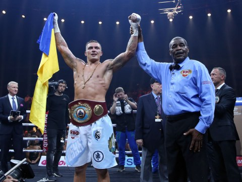 Oleksandr Usyk vs Mairis Briedis TV channel, UK time, date, undercard and odds