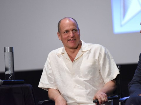 Woody Harrelson reveals he got high during dinner with Donald Trump