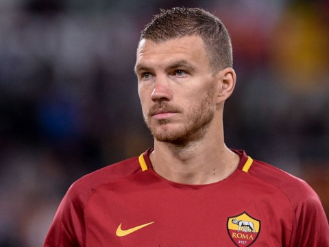 Edin Dzeko's agent breaks silence on Chelsea transfer speculation