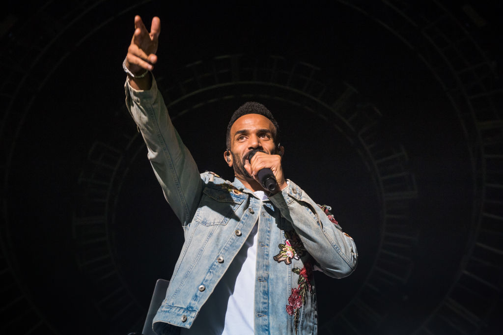 Craig David on crossing the generation divide with his music, and working on his 'naughty' track with Bastille