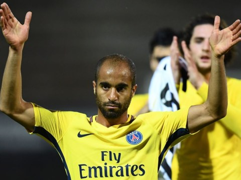 Manchester United target Lucas Moura confirms he will leave PSG in the January window