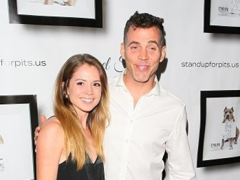 Steve-O gets engaged to girlfriend Lux Wright after planning proposal for six months