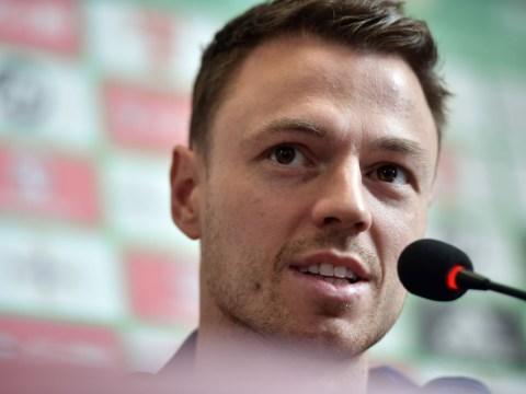 West Brom set deadline for Jonny Evans transfer amid Manchester City, Arsenal and Man United links