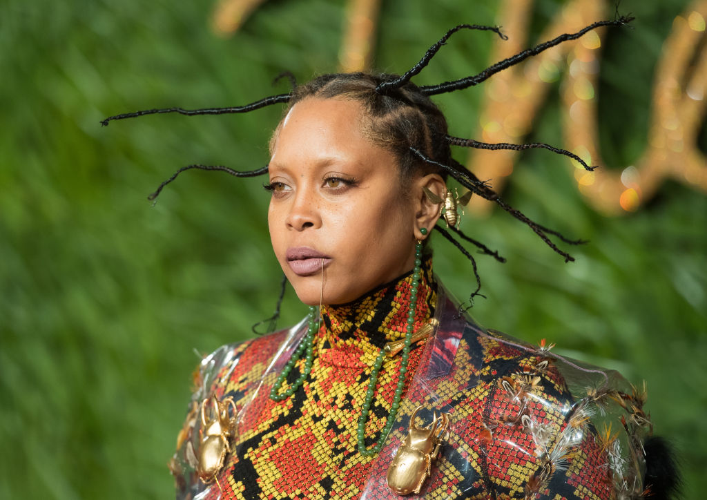 Erykah Badu says she sees 'good in Hitler' and people are not happy