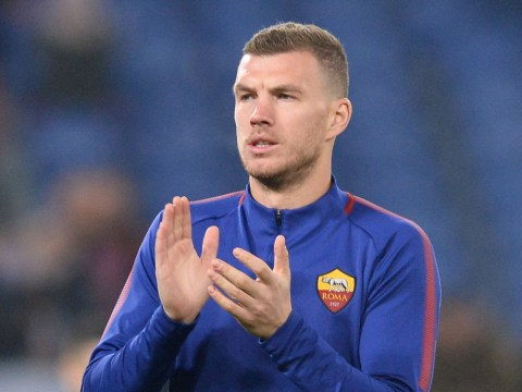 Chelsea's deal for Edin Dzeko collapses after latest round of talks