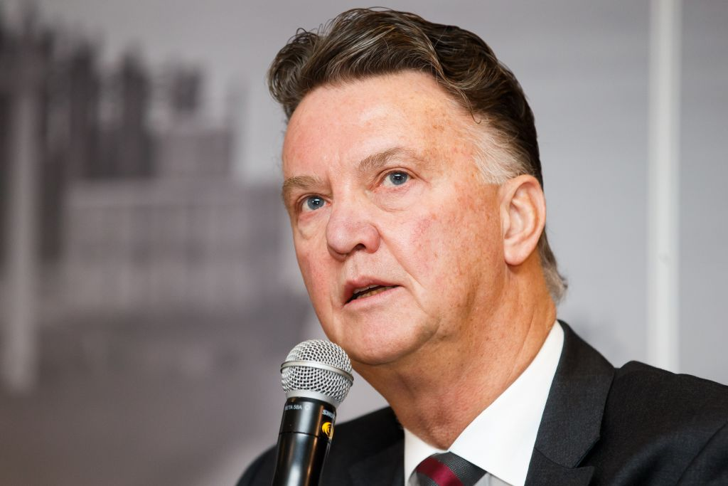 Louis van Gaal reveals how his attempt at revenge on Manchester United backfired