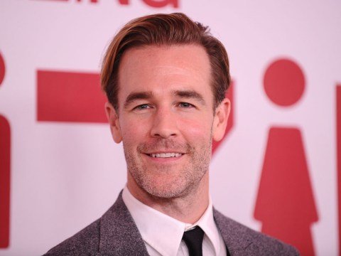 James Van Der Beek shares sweet message with Dawson's Creek fans on 20th anniversary of premiere