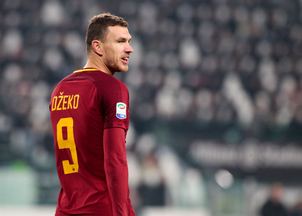 Roma see logic in selling Edin Dzeko to Chelsea in £44m double deal with Emerson Palmieri