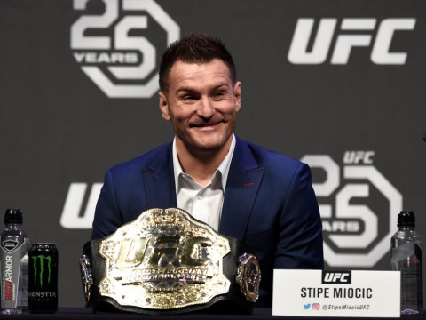 Stipe Miocic knows UFC are desperate for Francis Ngannou to put him to sleep in title showdown