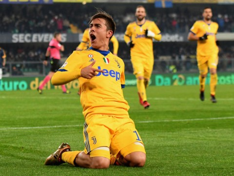 Juventus warn Paulo Dybala's suitors he is not for sale amid Manchester United links