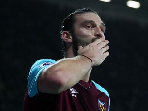 Andy Carroll leads Chelsea's three-man striker shortlist to challenge Alvaro Morata
