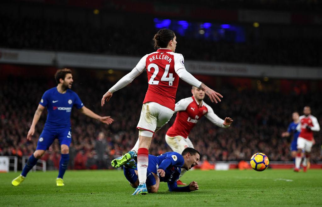 Arsene Wenger brands Chelsea star Eden Hazard a cheat for diving against Arsenal