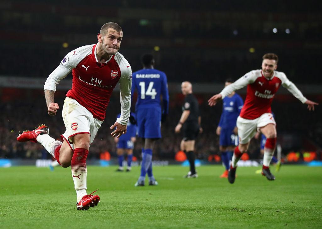 Jack Wilshere 'as good as Alexis Sanchez and Mesut Ozil', claims Arsenal legend Martin Keown