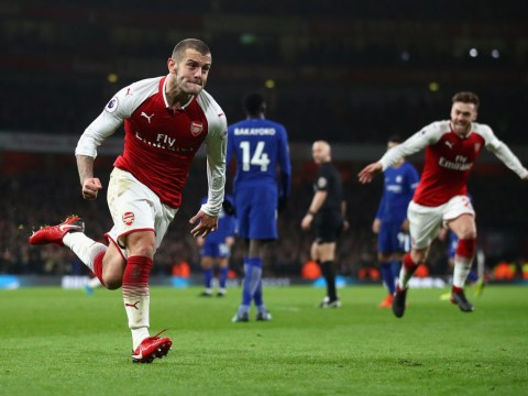 Jack Wilshere 'as good as Alexis Sanchez and Mesut Ozil', claims Arsenal legend Martin Keown