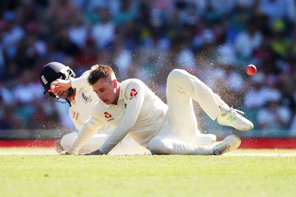 The Ashes: Mason Crane shows promise but Usman Khawaja and Steve Smith frustrate England