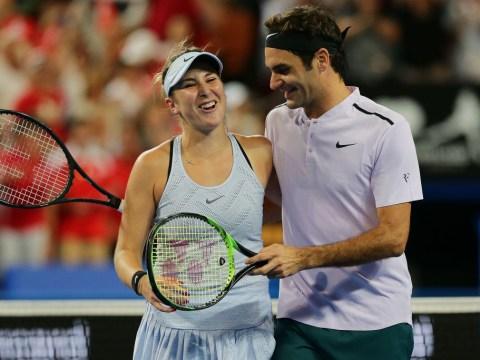 Belinda Bencic reveals the advice Roger Federer gave her ahead of Venus Williams win at the Australian Open