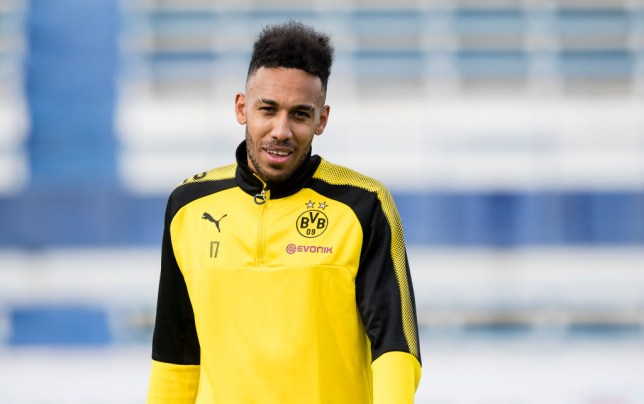 Pierre-Emerick Aubameyang deal worth £63.5m agreed with Borussia Dortmund