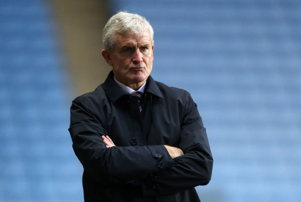 Mark Hughes sacked by Stoke City after FA Cup third round defeat against Coventry