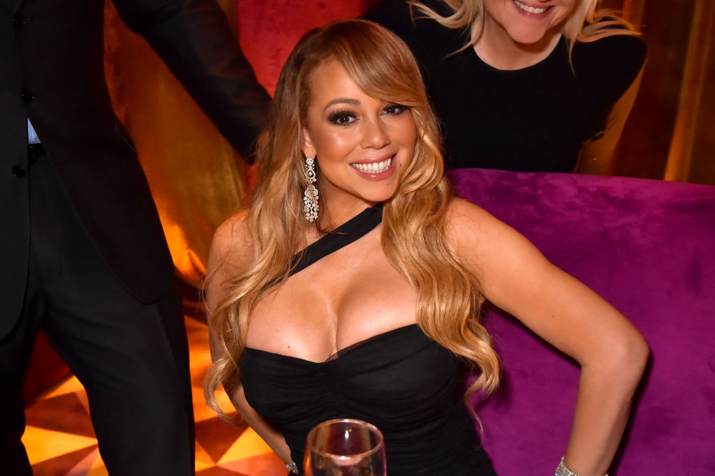 Mariah Carey accused of sexual harassment by former manager