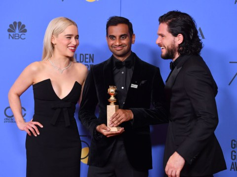 Why Aziz Ansari becoming the first Asian-American to win a Golden Globe is so important