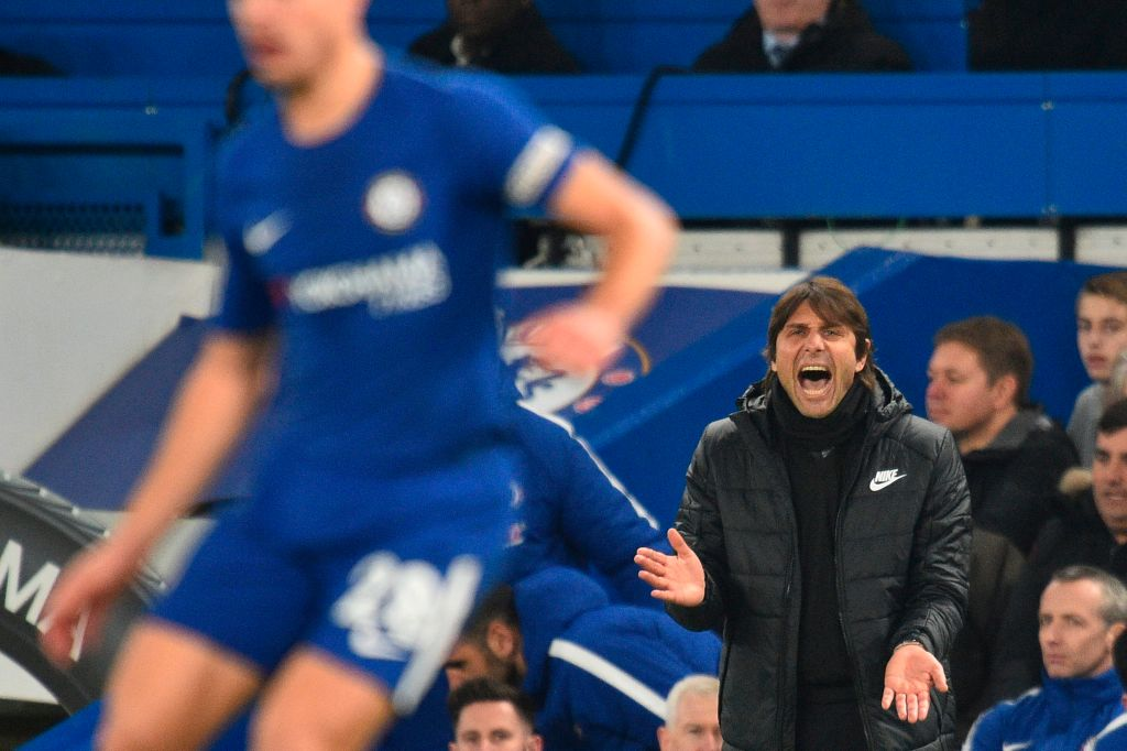 Antonio Conte annoyed by Chelsea signings Ross Barkley, Danny Drinkwater and Tiemoue Bakayoko