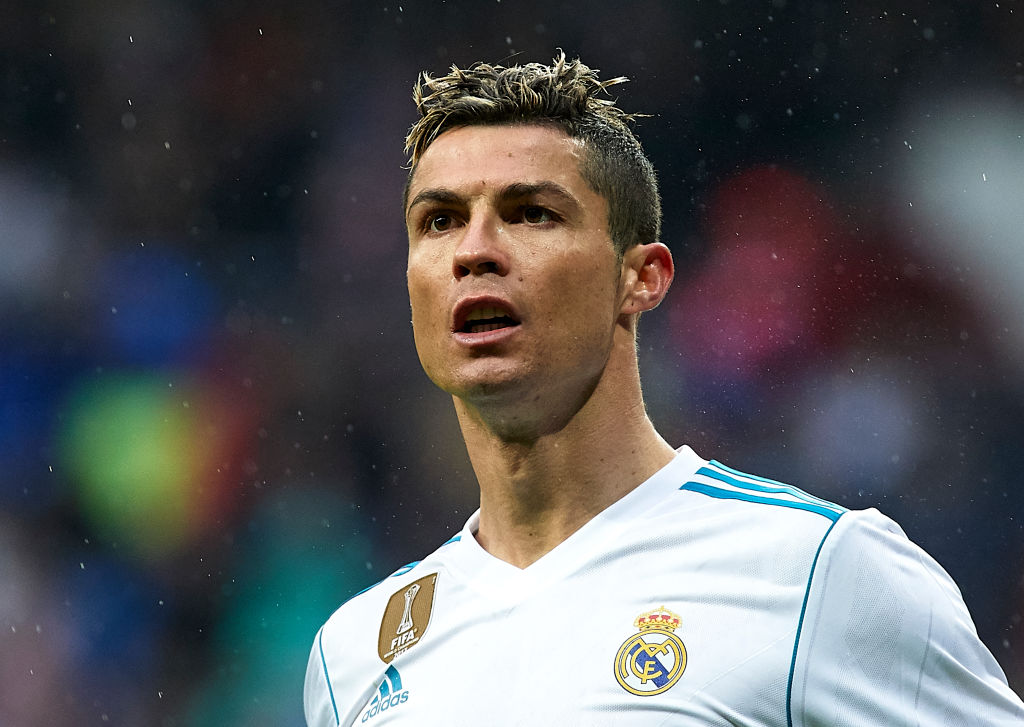 Cristiano Ronaldo makes Manchester United his first choice as he considers Real Madrid exit