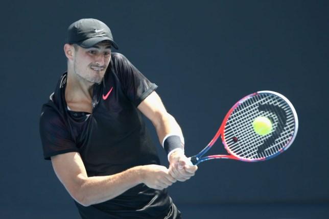 c3462cb8905 Australian Open: Andy Roddick slams Bernard Tomic for boasting about ...