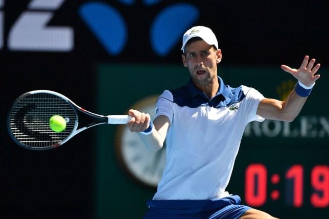 Novak Djokovic Vs Gael Monfils Live Stream Tv Channel Uk Time And Odds Metro News