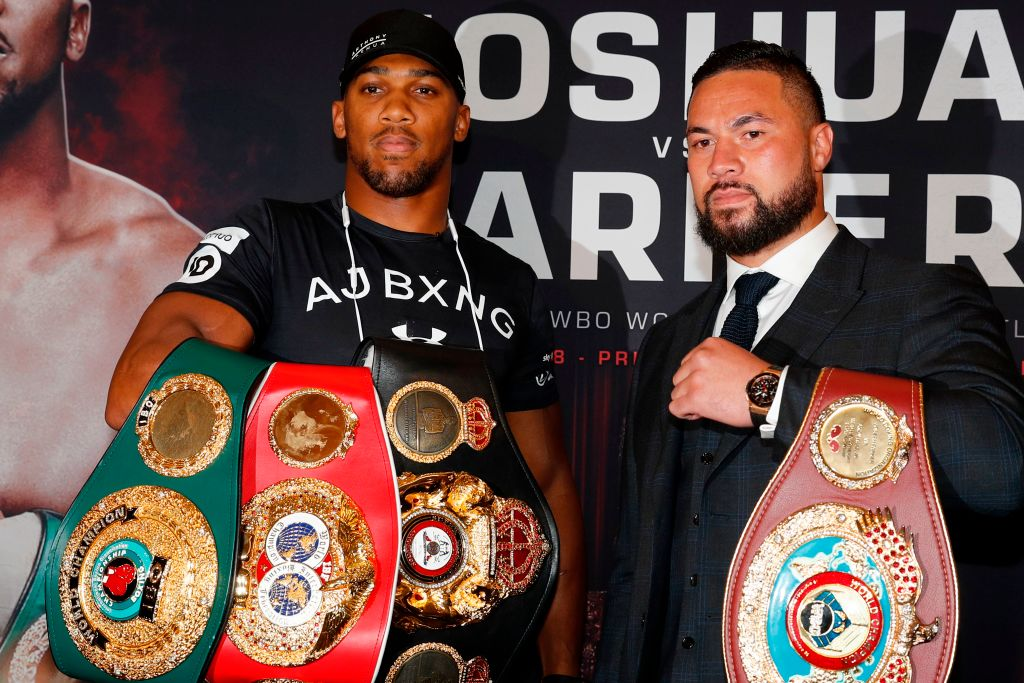 Who will join Price vs Povetkin on the Anthony Joshua vs Joseph Parker undercard?